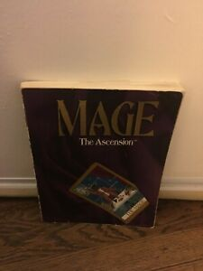 Mage: The Ascension (Paperback) -Stephan Wieck - RPG