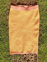 H&M Size 10 Wool Blend Pencil Skirt BNWT Rrp £29.99
