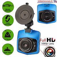 1080P 120°Full HD Night Vision Car DVR Vehicle Camera Video Recorder Dash Cam MY