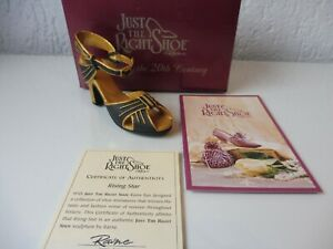 JUST THE RIGHT SHOE ___  Rising Star   ____ 25043   ___ !