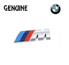 BMW Genuine M M-Tech Performance E84 E89 F22 F30 F32 F15 X5 Fender  Logo Badge