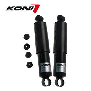 2 Front KONI Classic Adjustable Shock Absorbers for Jaguar Mk VII VIII IX XK 140