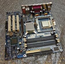 IBM 19r0703 A50 M50 Enchufe 478 Placa Base completo con CPU & I/O Placa Trasera