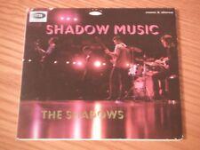 The Shadows - Shadow Music. EMI Digipak 1998 CD Album - UK Release