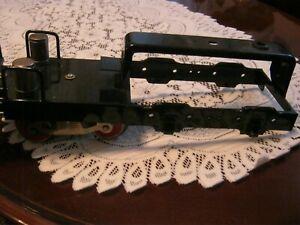 McCoy Standard gauge train E-2 locomotive frame with good side frames