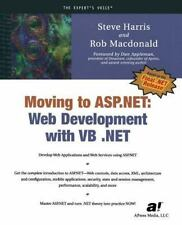 Moving to ASP.NET: Web Development with VB .NET-ExLibrary