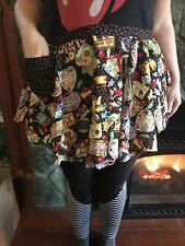 Mary Engelbreit Reversible Apron With Pockets Miss Smarty Snap Out Of It