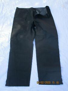 Trousers Mans Waterproof,Nässeschutz Hose,MOD Police,Guard Service,Gr. 190/112