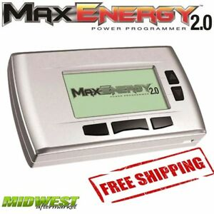 Hypertech Max Energy 2.0 Tuner fits 14-15 GMC Sierra 1500 6.2L +27hp