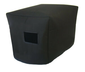 """Bag End PD10BX-N Cabinet Cover - Black, Water Resistant, 1/2"""" Padding (bage009p)"""