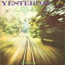Schallplatte Vinyl 12'' LP - Yesterday - Orchester Studio Brno - AMIGA