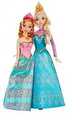 Disney Frozen Royal Sisters Doll (2-Pack)Las Hermanas De Frozen Muñecas*