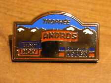 Pins TROPHEE ANDROS