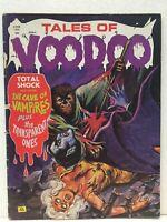 PRIMO:  TALES of VOODOO vol5 #4 VG vampire werewolf monsters 1972 Eerie Pubs mag