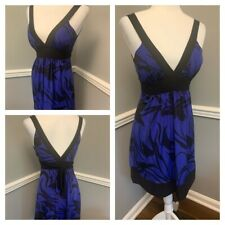 Forever 21 Blue Summer Dress Small