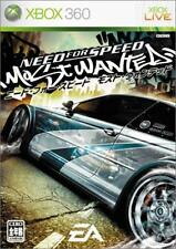 UsedGame Xbox360 Need for Speed Most Wanted FreeShipping [Japan Import]