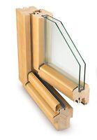 Fenster Holzfenster Kiefer Meranti Eiche Fenster aus Polen
