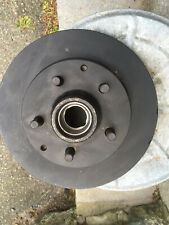 2001 Chevy Express 1500 Front Brake Rotor Duralast Gold 5595DG FREE SHIPPING!