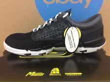 NEW Rare 2012 Skechers Go Bionic Women's Running Shoes Size 6 Black Silver E11