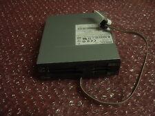 Dell (Teac CA-200) 5150C,5100C,XPS 200 HH Flash Memory Card Reader FD746 & Cable