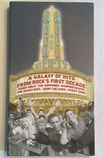Rock and Roll at Fifty: A Galaxy of Hits from Rock's First Decade [Box] by Vario