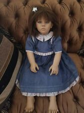 World Children Collection 1988 By Annette Himstedt - Friederike Doll Barefoot