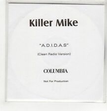(GH467) Killer Mike, A.D.I.D.A.S - DJ CD