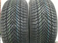2 X NEW 195 50 15 MINERVA FROSTRACK HP WINTER TYRES 195/50 R15 82H