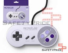 Mando usb Retroflag SNES Classic controller PC Raspberry Nintendo Switch Arcade
