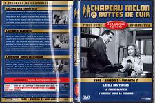 DVD - CHAPEAU MELON ET BOTTES DE CUIR 1963 - Saison 2 - Vol.7 - Macnee,Blackman