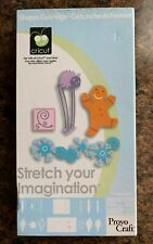 Cricut Cartridge - Stretch Your Imagination