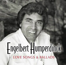 Engelbert Humperdinck - Love Songs And Ballads - CD- BRAND NEW SEALED (MS)
