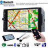 2Din 7 inch HD Car MP5 Player Bluetooth USB AUX FM Radio Car Backup Monitor