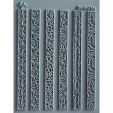 Lisa Pavelka Texture Stamp Mold Sheet Mat Polymer Clay SHANKS A LOT Made in USA