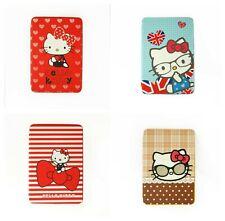 Ipad Hello Kitty Cubierta Trasera Con Soporte Funda TPU Blando Protector casos Lindo Mini