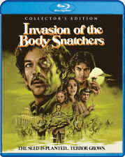 Invasion Of The Body Snatchers (Collector's Edition) [New Blu-ray] Collector's