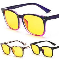 Gaming Glasses TV Blue Light Blocking Blocker Anti UV Eyeglasses Eyewear NEW