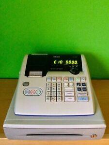 CASIO TE M80 Gastro KASSE Registrierkasse HANDEL Laden KIOSK Papier NEU X T A 20