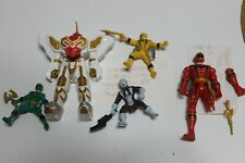 "Power Rangers Adventure Set Mystic Force 7"" STEEDERGON FURY Megazord Mini #91525"