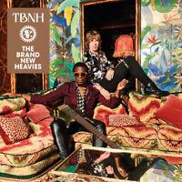 """The Brand New Heavies : TBNH VINYL 12"""" Album 2 discs (2019) ***NEW***"""
