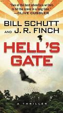 Hell's Gate by J. R. Finch and Bill Schutt (2017, Paperback)