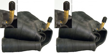 TWO 4.10/3.50-6 Tire Inner Tubes TR87 stem also fits 4.10-6 and 4.00-6