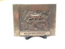 Gulf War (1990-1991) Current Militaria (1991-Now) Plaques
