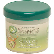 TCB Hair & Scalp Conditioner w/ Olive Oil Moisture Rich & Eliminate Dryness 10oz