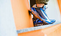 Nike Air Max Deluxe Women's Trainers Photo Blue UK 4.5 EU 38 US 7 CMS 24