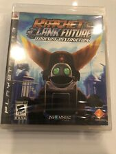 Ratchet & Clank Future: Tools Of Destruction PS3 (PlayStation 3 Game) NEW Sealed