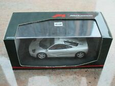 1/43 Minichamps Mclaren F1 Road Car - Silver