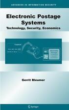 Advances in Information Security: Electronic Postage Systems : Technology,...