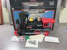 Jim Beam Porcelain Decanter Train set The General Railroad Locomotive Engine Box