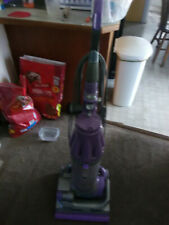 Purple Dyson Animal Dc07 Upright Vacuum Cleaner For Parts or Repair